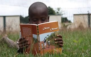Obruni, obruni! - Een jeugdboek over het leven in een Ghanees kindertehuis.